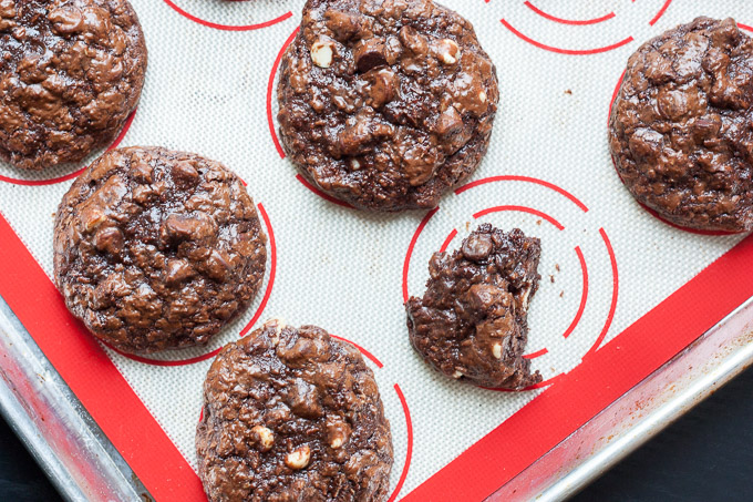 Gluten-Free Chocolate Coconut Chubbies